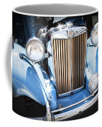 Blue 1953 Mg Coffee Mug
