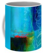 Blue #2 Coffee Mug