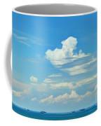 Blue A Sailors Delight Coffee Mug