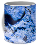 Blue Abstract 2 Coffee Mug