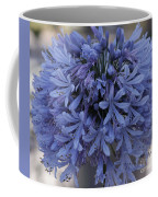 Blue Agapanthus Coffee Mug