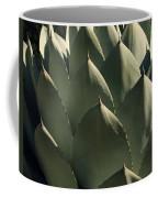 Blue Aloe Coffee Mug by Ellen Henneke