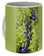 Blue And Green Coffee Mug