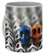 Blue And Orange Coffee Mug