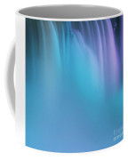 Blue And Orchid Coffee Mug