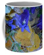 Blue And Yellow Not Making Green Coffee Mug