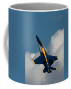 Blue Angel 6 Condensation Climb Coffee Mug