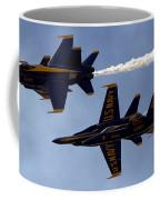 Blue Angel Demonstration Coffee Mug