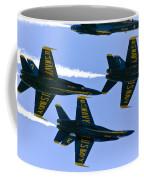 Blue Angels II Coffee Mug