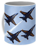 Blue Angels Over Colorado Coffee Mug