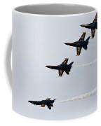 Blue Angels Tuck Under Break Coffee Mug