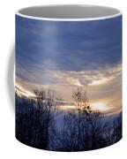 Blue At Dusk Coffee Mug