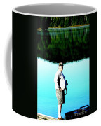 Blue Avery Coffee Mug