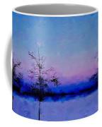 Blue Ballet Coffee Mug