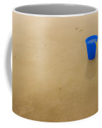 Blue Beach Bucket Coffee Mug