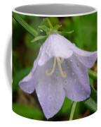 Blue Bell Flower Coffee Mug