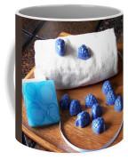 Blue Berries Mini Soaps Coffee Mug