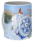 Blue Berry Beach  Coffee Mug