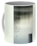 Blue Bird Over The Water...   # Coffee Mug