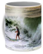 Blue Board Coffee Mug