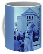 Blue Bride Coffee Mug