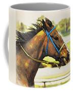 Blue Bridle Coffee Mug