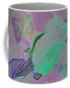 Blue Bud Coffee Mug