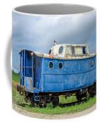 Blue Caboose Coffee Mug