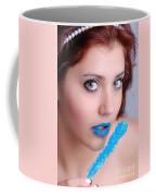 Blue Candy Coffee Mug