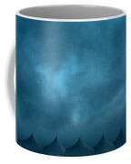 Blue Carnival Coffee Mug