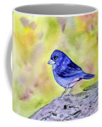 Blue Chaffinch Coffee Mug