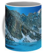 Blue Chasm Coffee Mug by Eric Glaser
