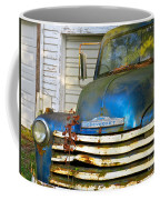 Blue Chevy   Coffee Mug