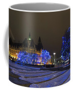 Blue Christmas.. Coffee Mug