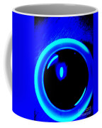 Blue Circle Coffee Mug