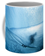 Blue Cocoon Coffee Mug by Sean Davey