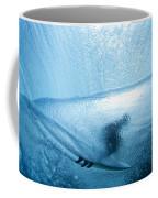 Blue Cocoon Coffee Mug