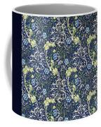 Blue Daisies Design Coffee Mug by William Morris
