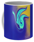Blue Dance By Jrr Coffee Mug