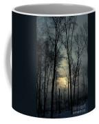 Blue Daybreak Coffee Mug