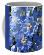 Blue Delphinium 9656 Coffee Mug
