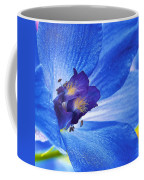 Blue Delphinium Coffee Mug