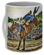 Blue Denim Rider Coffee Mug