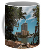 Blue Diamond Condos Miami Beach Coffee Mug