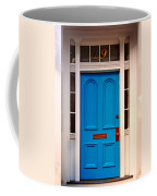 Blue Door 19 Coffee Mug