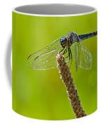 Blue Dragonfly 6 Coffee Mug