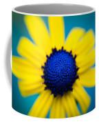 Blue Eyed Susan Coffee Mug