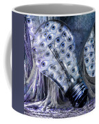 Blue Eyes Coffee Mug by Betsy Knapp