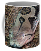 Blue Eyes Snake Coffee Mug