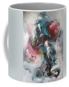 Blue Fever8 Coffee Mug